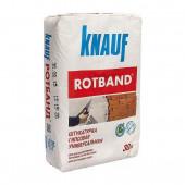 Штукатурка гипсовая Knauf РОТБАНД ( 3-10 ) 30 кг