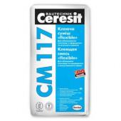 Клей для плитки Ceresit СМ 117  25 кг