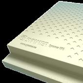 Экструдированный пенополистирол SYMMER 40мм ( 0.55 х 1.2 )