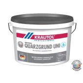 Грунтовка кварцевая KRAUTOL Quarzgrund Uni 25 кг белая