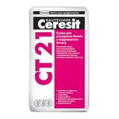 Ceresit СТ 21 Смесь для кладки газоблока 25 кг (Зима)