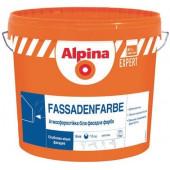 Alpina Fassadenfarbe 10 л Краска фасадная акриловая 831330/914506