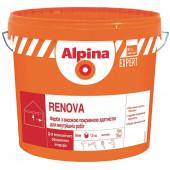 Alpina Renova 10 л (Краска интерьерная матоваяя) (831162)