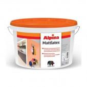Аlpina Mattlatex 1 л (Краска интерьерная влагостоякая матовая)(859210)
