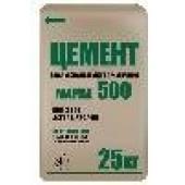 Цемент М 500/25кг